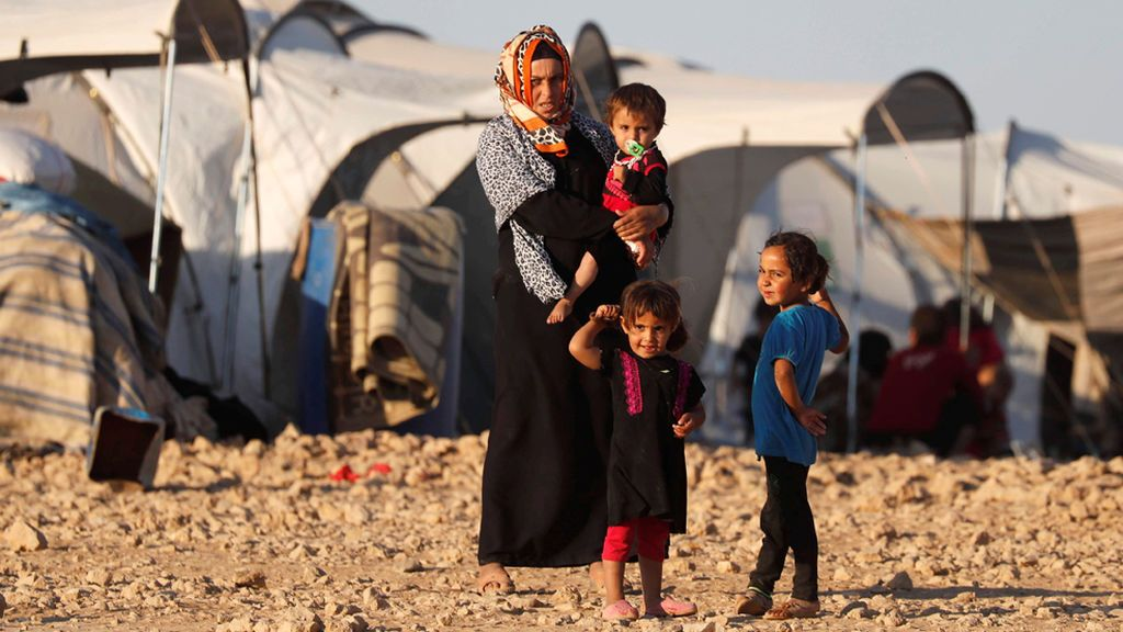 """Las mujeres en Siria, forzadas a tener """"sexo a cambio de recibir ayuda 'humanitaria'"""