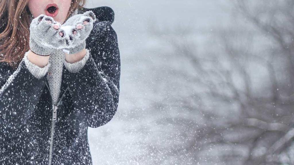 Por qué nieva de verdad en forma literalmente de estrella: hablamos con un experto
