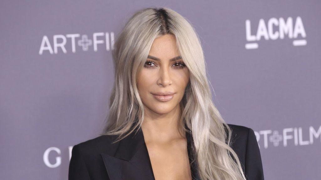 Kim Kardashian comparte la primera foto de su bebé Chicago