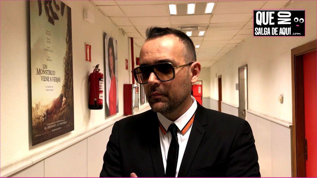 """Risto explica su pique con Jorge Javier antes del """"impredecible"""" directo de 'Got Talent'"""