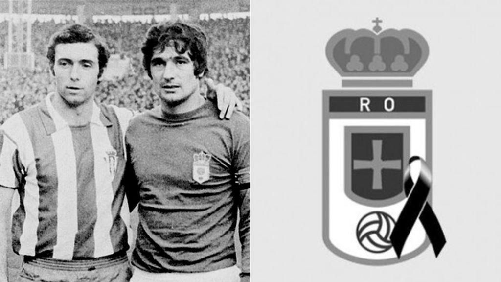 El mensaje del Oviedo para despedir a Quini que ha encogido el corazón del Sporting y de toda Asturias