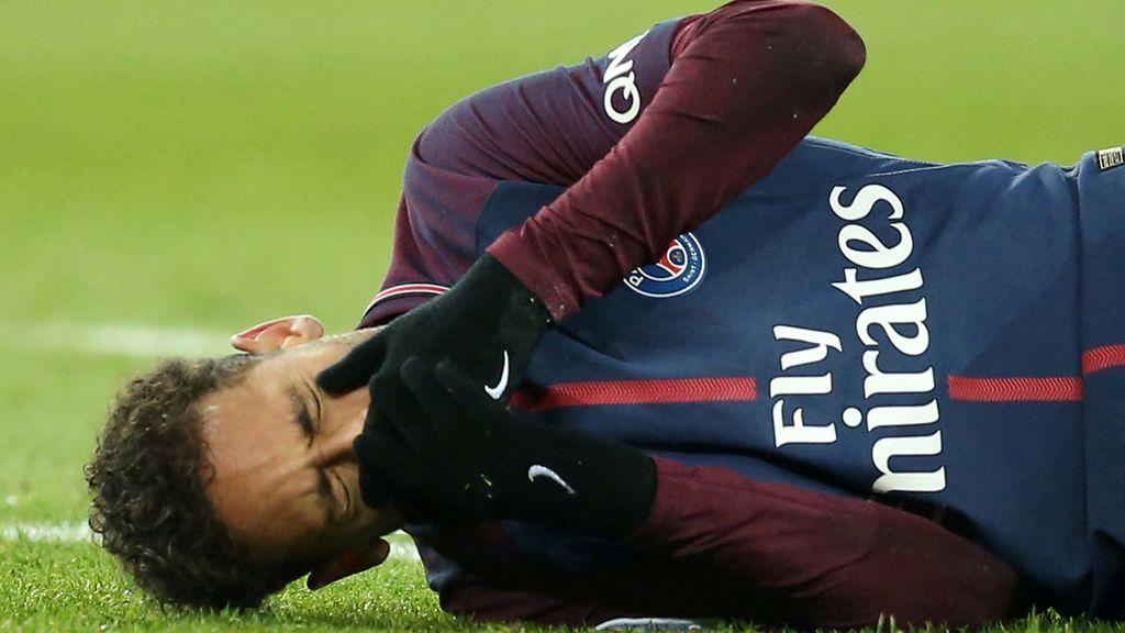 Neymar será operado en Brasil y se perderá el duelo ante el Real Madrid