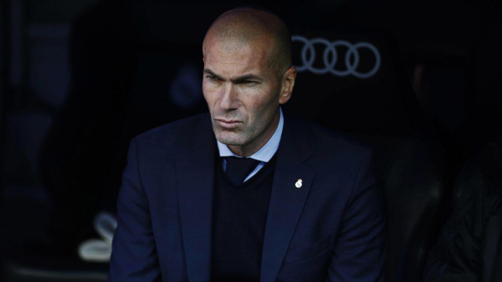"""Zidane: """"No merecimos perder, es una derrota que duele"""""""