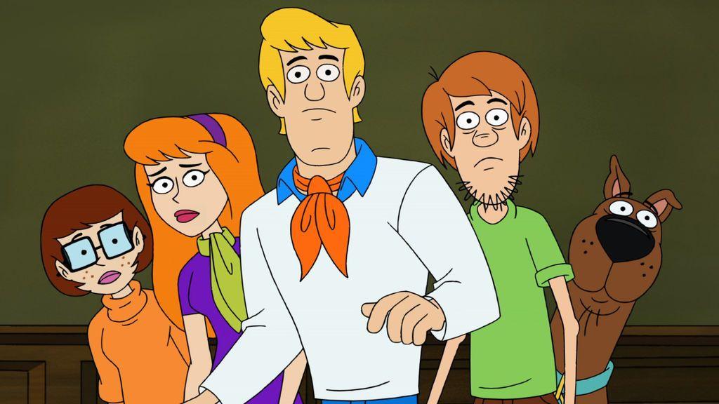 ¡Enróllate, Scooby-Doo!
