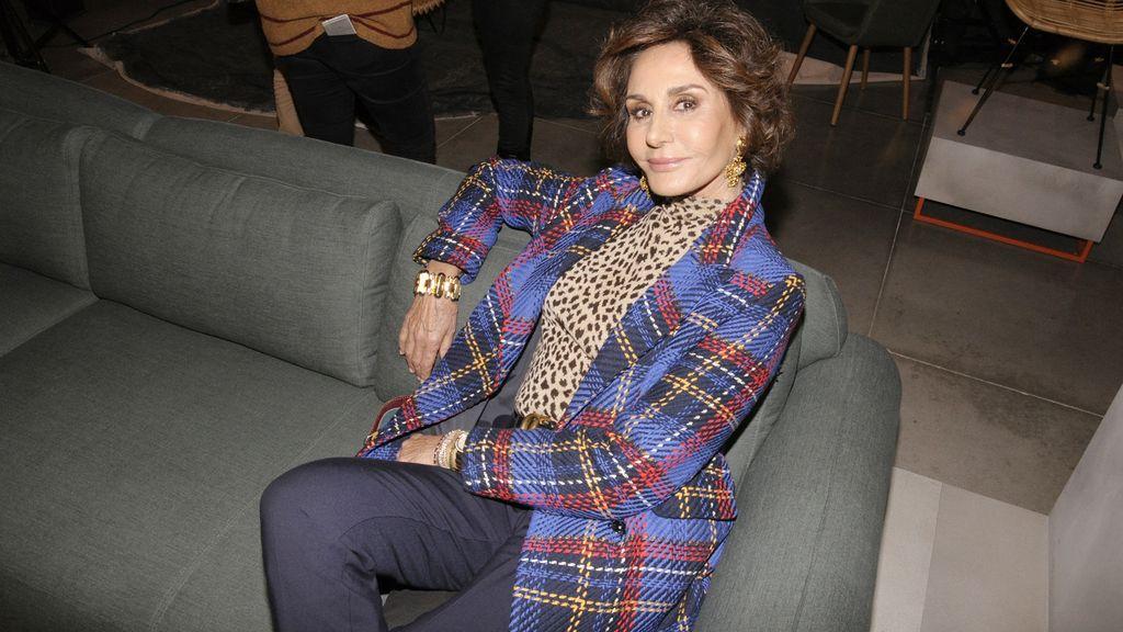 Naty Abascal, estilo para vestir y para decorar