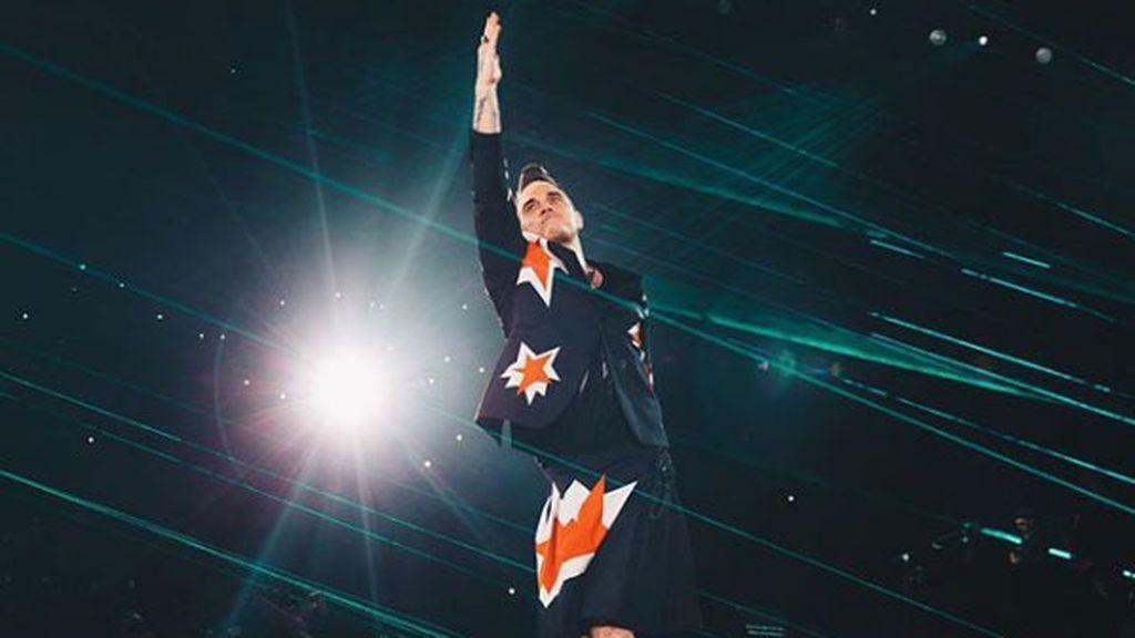 """Robbie Williams se enfrenta a sus problemas más personales """"Tengo una enfermedad que quiere matarme"""""""