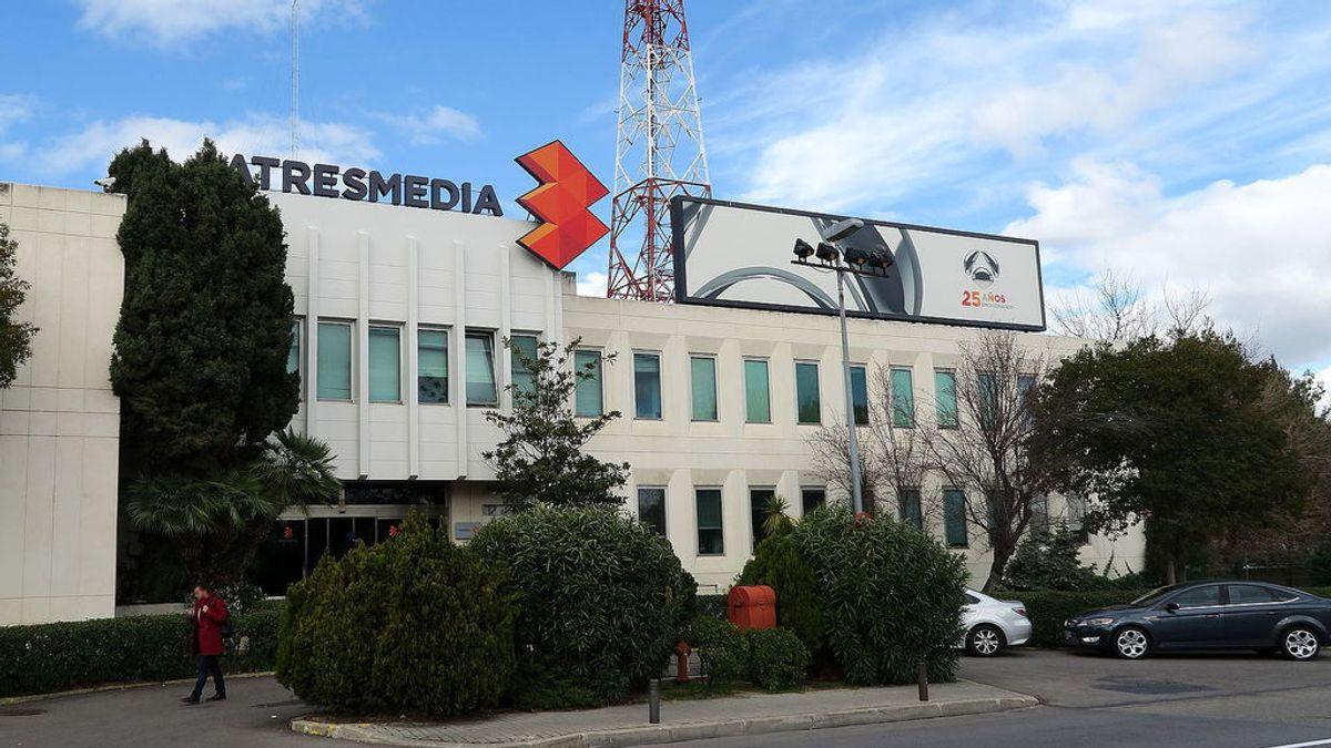 Sede de Atresmedia.