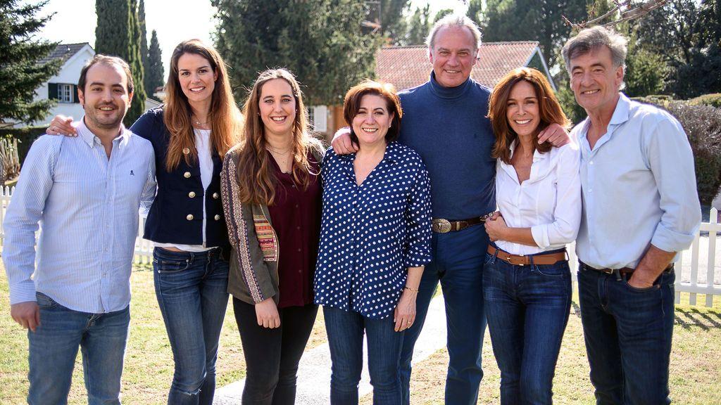 Próximamente, el gran reencuentro de 'Médico de familia' con Bertín