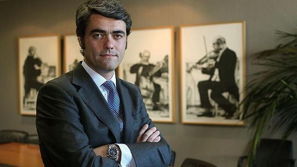 Luis Enríquez, consejero delegado del grupo Vocento.