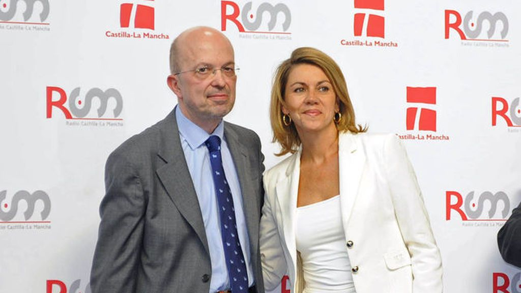Nacho Villa fue director de Radio Televisión Castilla-La Mancha durante la presidencia de María Dolores  de Cospedal.