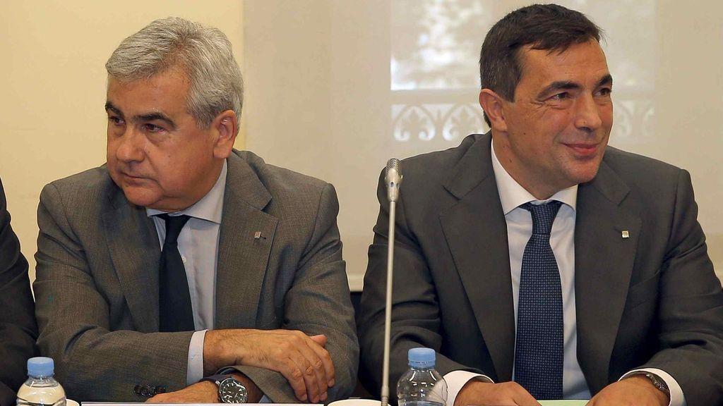 La juez imputa por sedición a Pere Soler y a César Puig, exnúmero dos de Forn, y les cita para el 9 de marzo