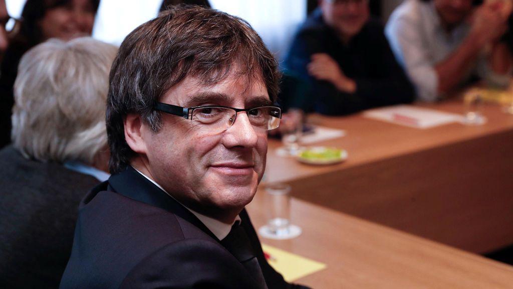 """JxCat y ERC pactan crear en Bélgica """"una asamblea y un consejo"""" dirigido por Puigdemont"""