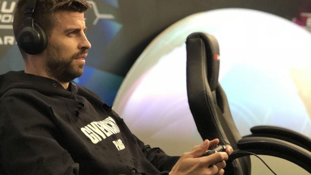 Gerard Piqué, Fernando Alonso o David Villa: los eSports conquistan a los deportistas