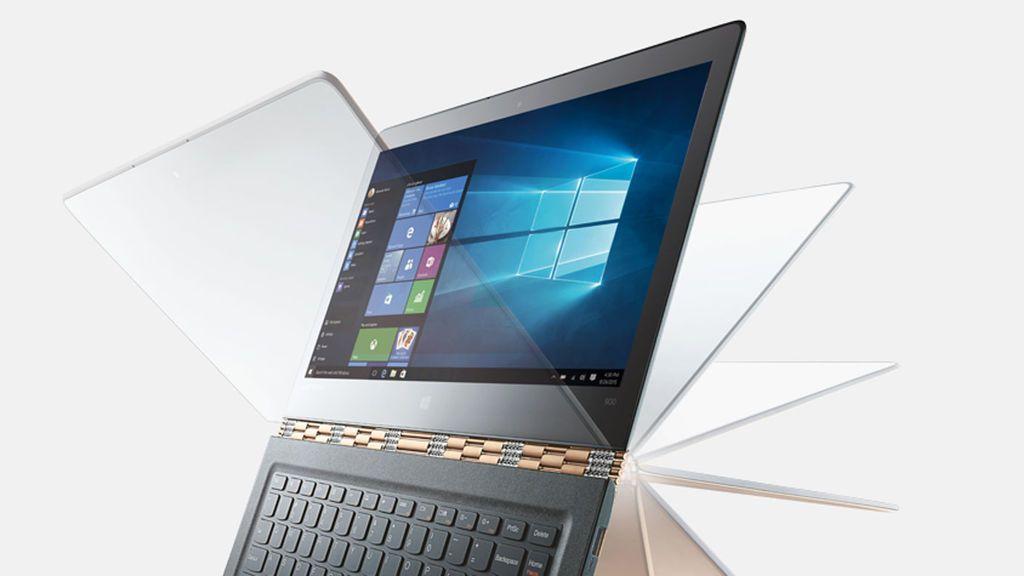 MWC 2018: Lenovo presenta el portátil convertible Flex 14 con pantalla táctil  y procesador Intel Core i7