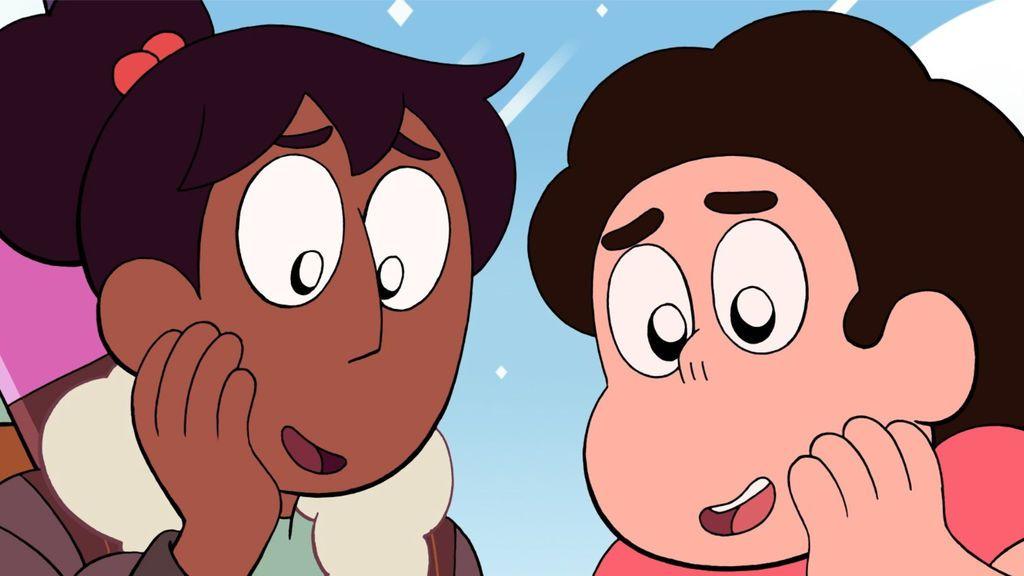 'Steven universe'.