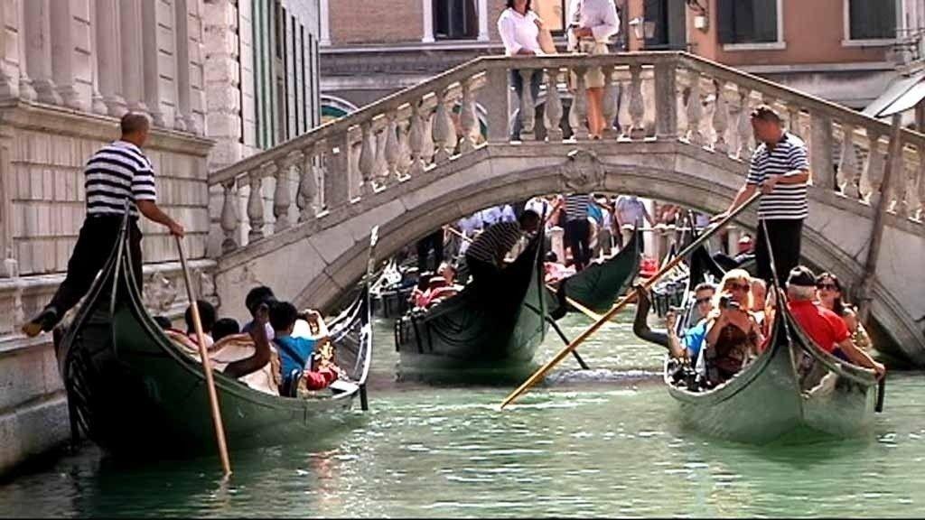 Callejeros Viajeros: Canales de Venecia