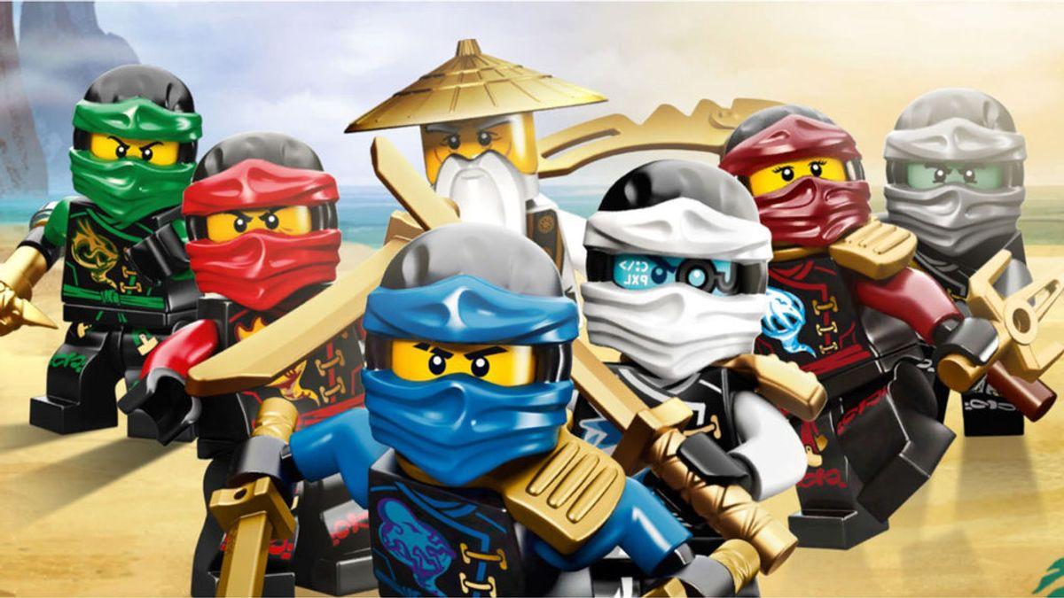 Boing estrena nuevos episodios de 'Ninjago' en marzo.