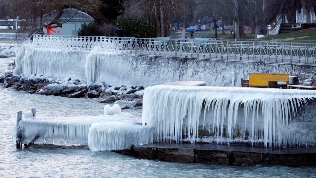 El temporal de frío siberiano se cobra la vida de 20 personas en Europa