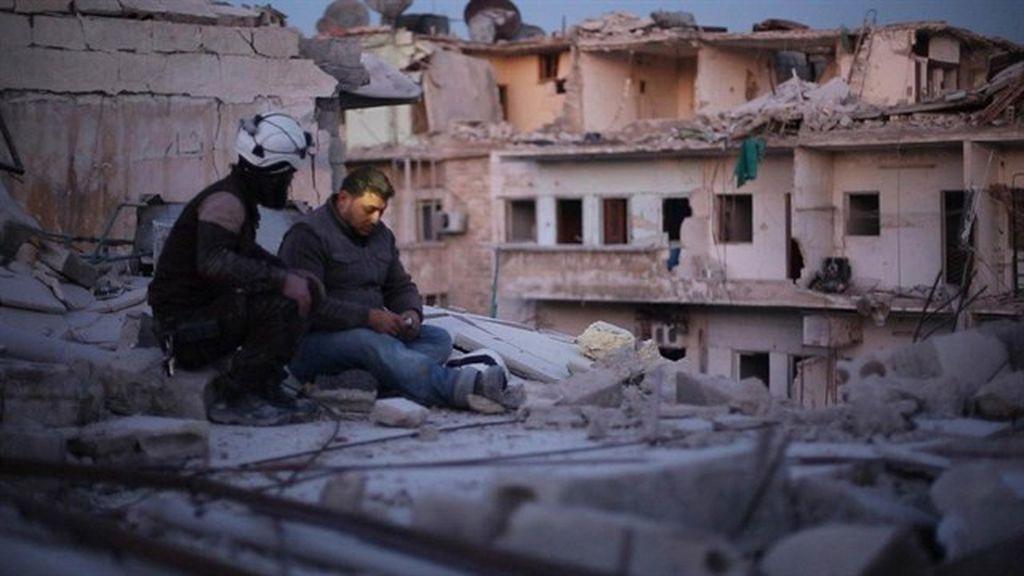 El productor de 'Last Men in Aleppo' consigue un visado y estará en la gala de los Oscar