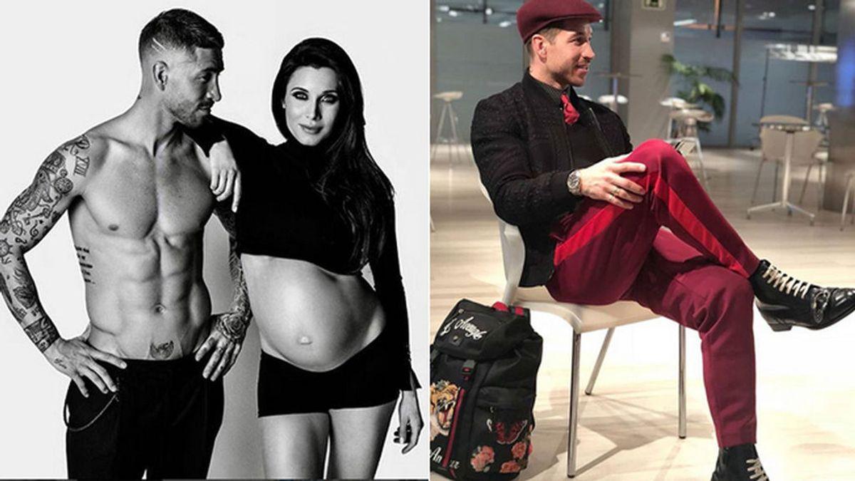 ¡Pillado! Un descuido desvela el secreto de las fotos de 'postureo' de Sergio Ramos en Instagram