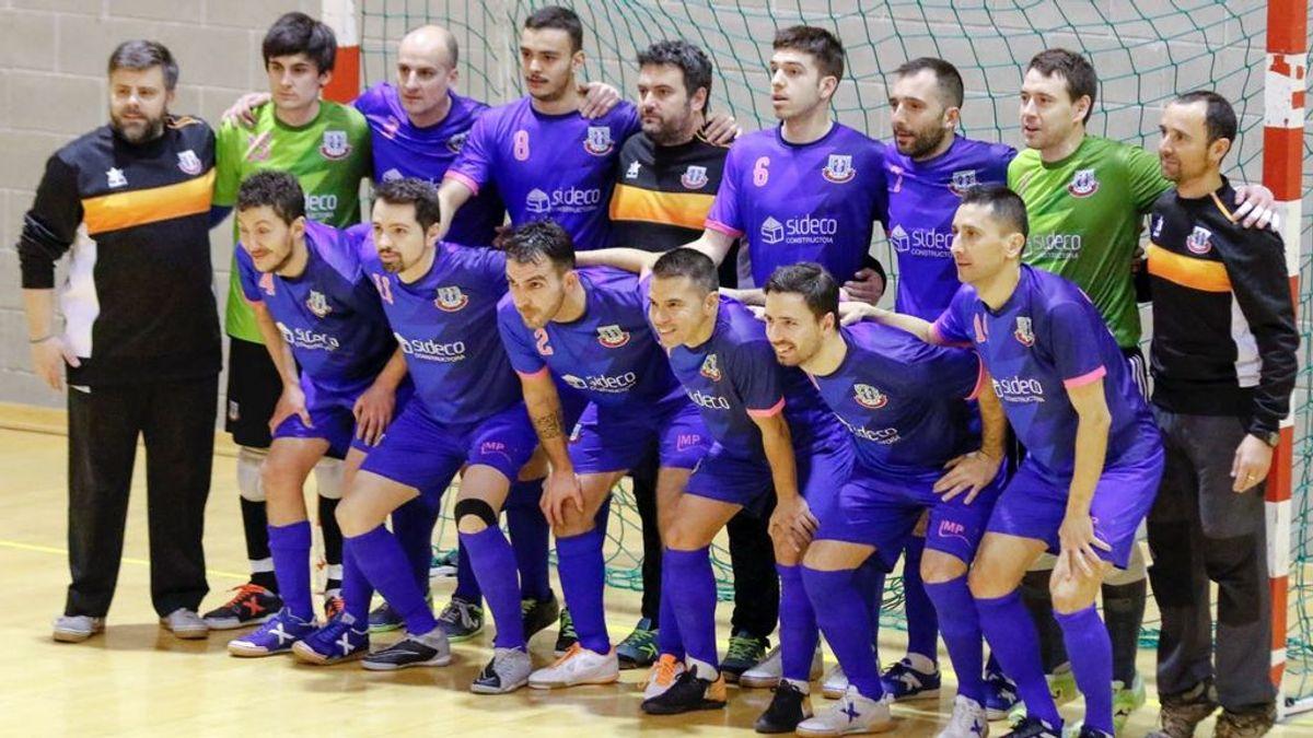 Javier Saviola debuta en el Fútbol Sala con un golazo para el Andorra