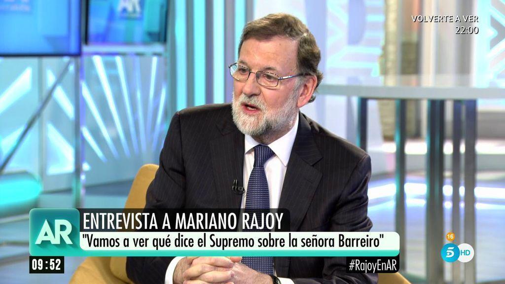 Mariano Rajoy espera aprobar los Presupuestos del Estado el 23 de marzo