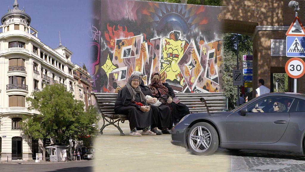Burjassot, Raval, La Moraleja, Salamanca... ¿Quieres saber qué barrio pega más contigo? ¡Haz el test!