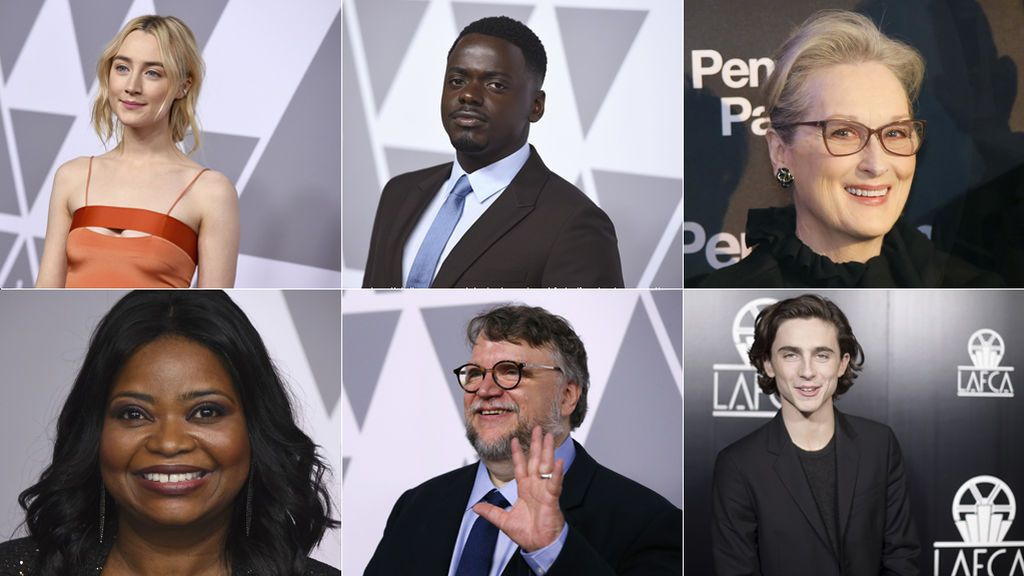 Cuenta atrás para los Oscars 2018: vota por tus favoritos