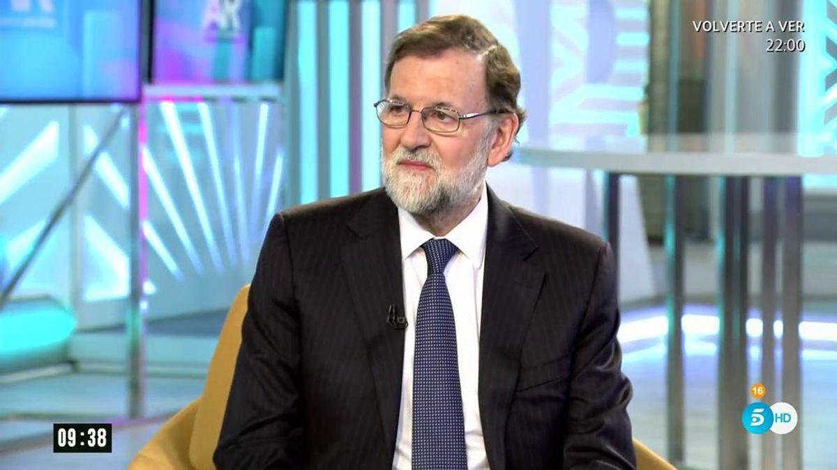 Rajoy en 'AR'