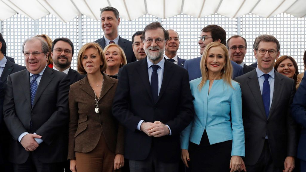 """El PP atribuye al 155 la renuncia de Puigdemont: """"Su destino es seguir fugado o acabar en la cárcel"""""""