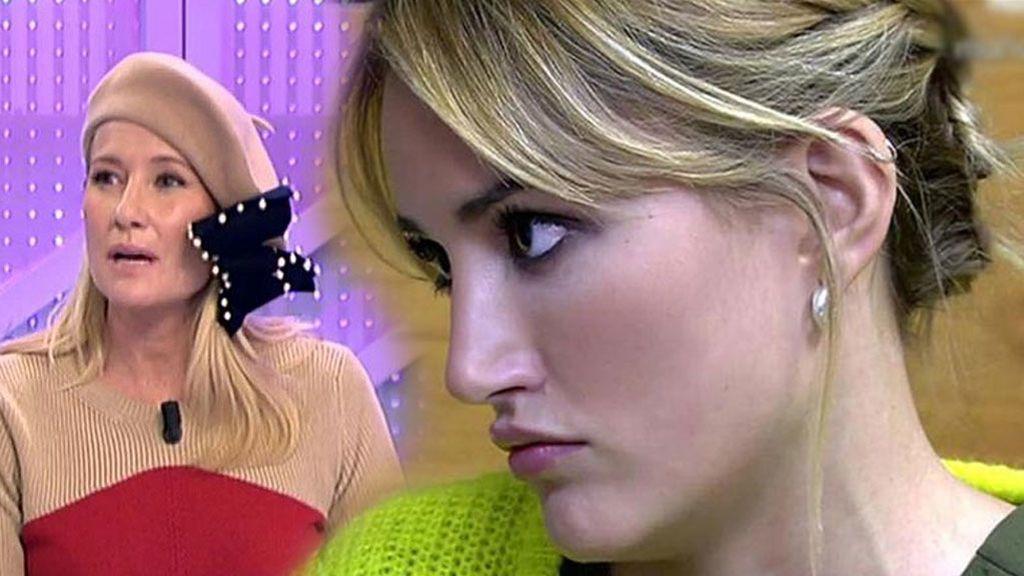 El ataque de Alba Carrillo a su mentora Fiona Ferrer Leoni