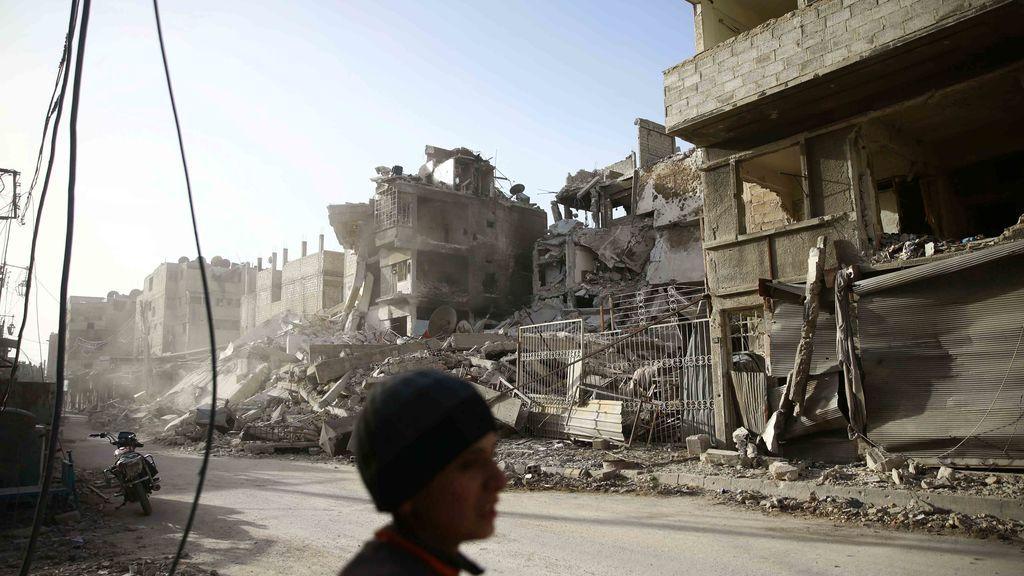 Comienza en Guta Oriental la cuarta pausa humanitaria