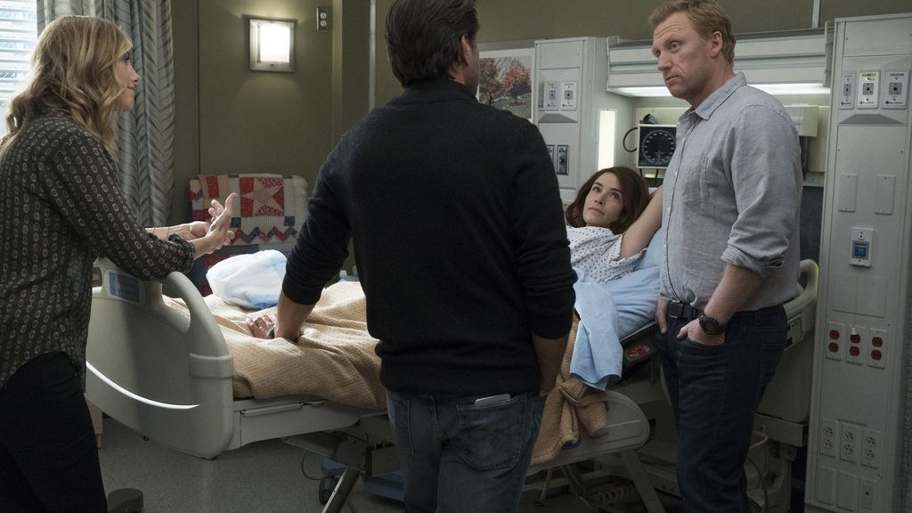 Imágenes de la 14ª temporada de 'Anatomía de Grey'.