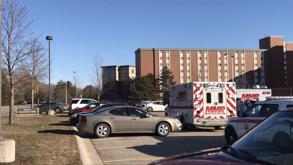 Dos muertos en un tiroteo en la Universidad de Michigan