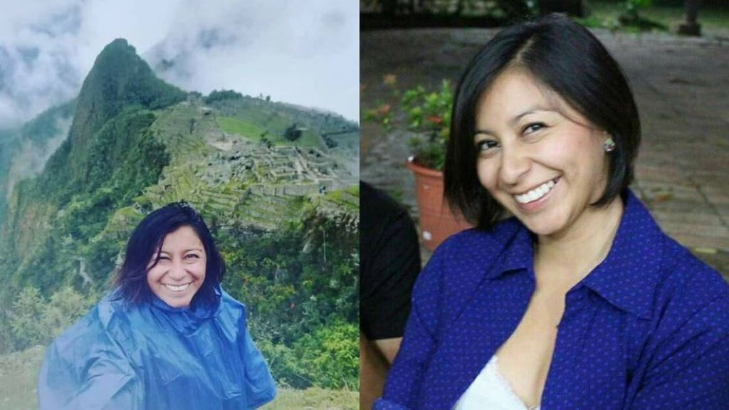 La familia de Nathaly, la turista española desaparecida en Perú, pide ayuda para que su caso no se olvide