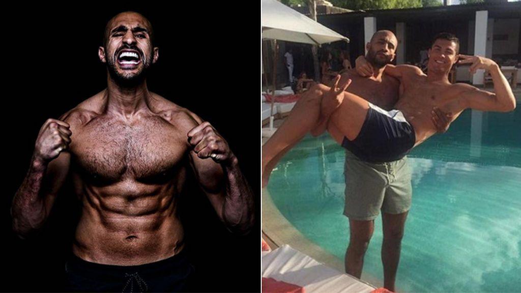 La nueva vida de Badr Hari, el amigo marroquí de Cristiano Ronaldo, tras salir de prisión