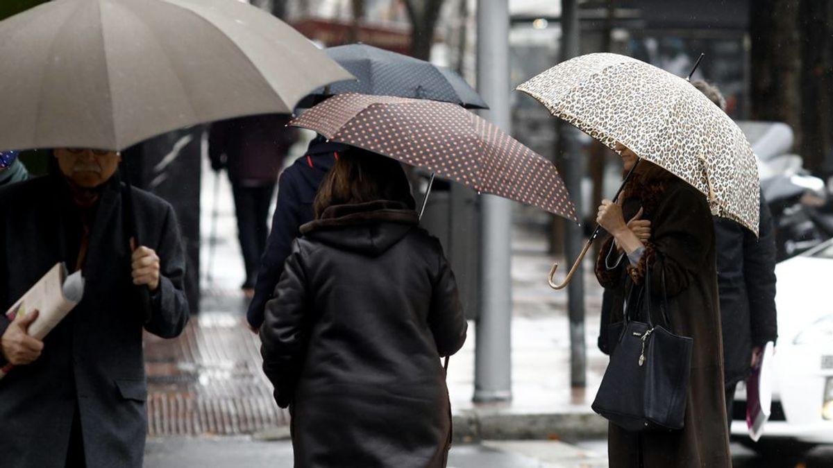 Vientos ábregos: los culpables de que haya más de una semana de lluvias