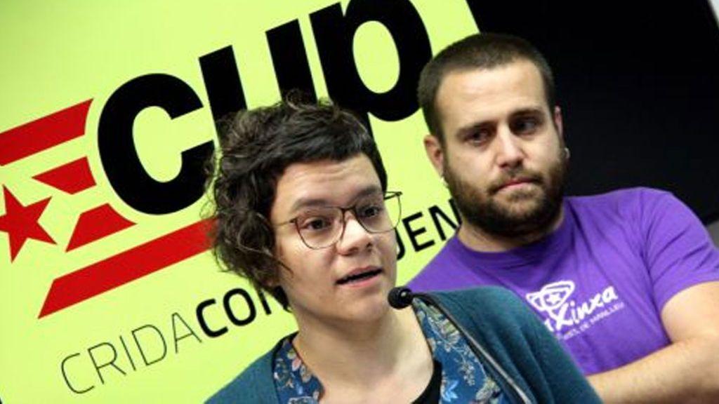 """La CUP pide a ERC que si Junqueras es su candidato lo propongan """"formalmente"""""""