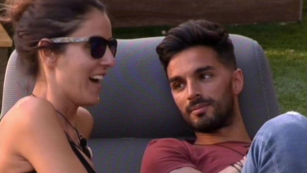 """Cristian y Petra, más unidos que nunca: """"Siempre estaré ahí"""""""