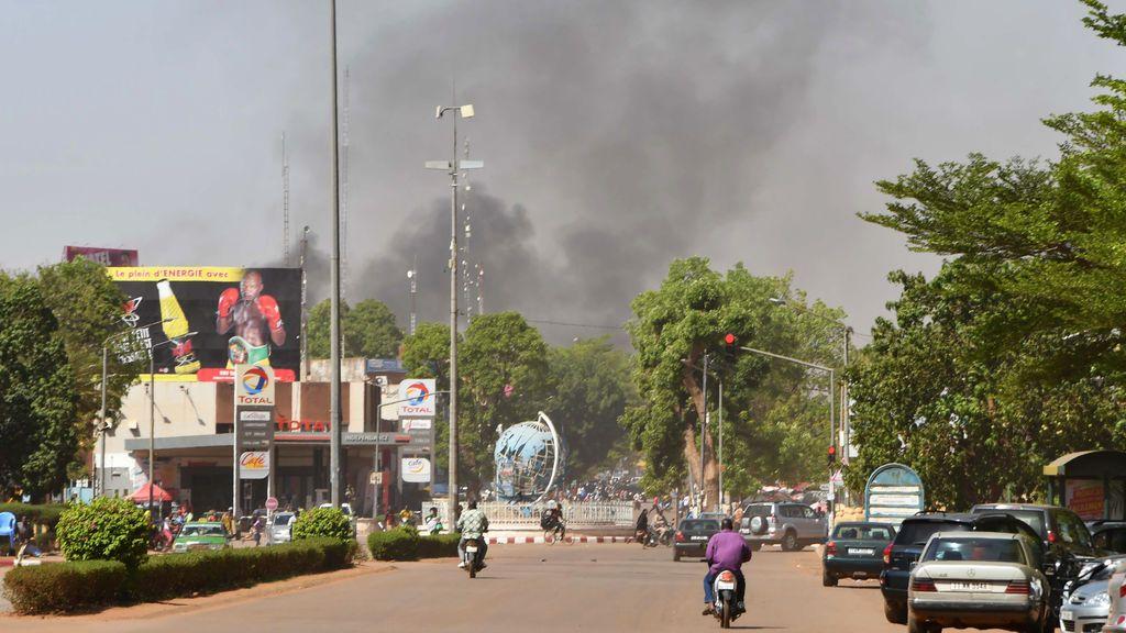 Siete muertos en un ataque terrorista contra la Embajada de Francia en Uagadugú