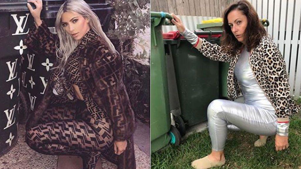Las Kardashian y Beyonce, entre las últimas imitaciones de Celeste Barber