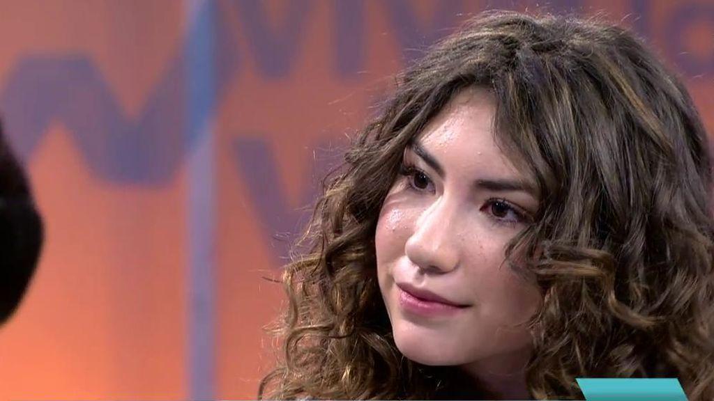 Lucía, Yastina y Elisa, de 'La Voz Kids' a enamorar a Toñi en 'Viva la vida'