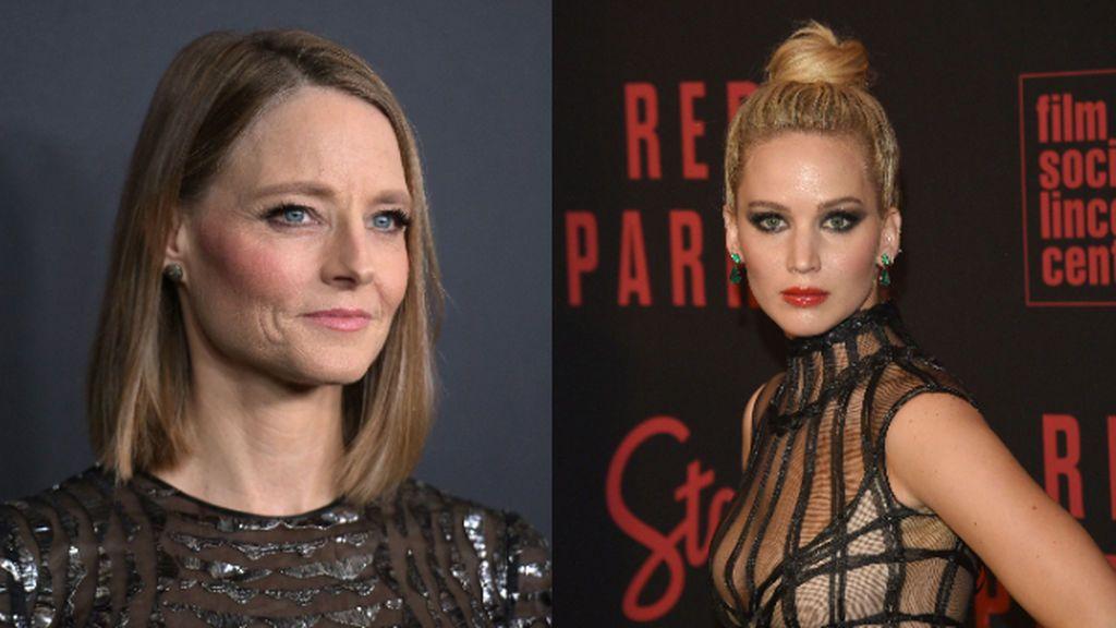 Jennifer Lawrence y Jodie Foster presentarán el Oscar a mejor actriz en lugar de Casey Affleck