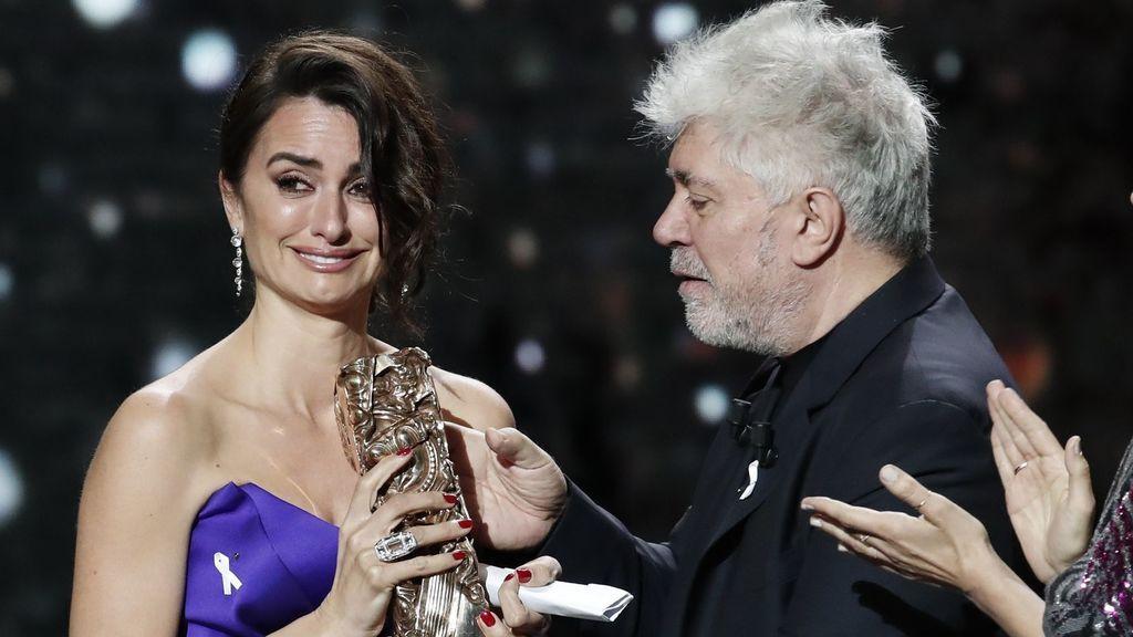El cine francés otorga el César de Honor a Penélope Cruz