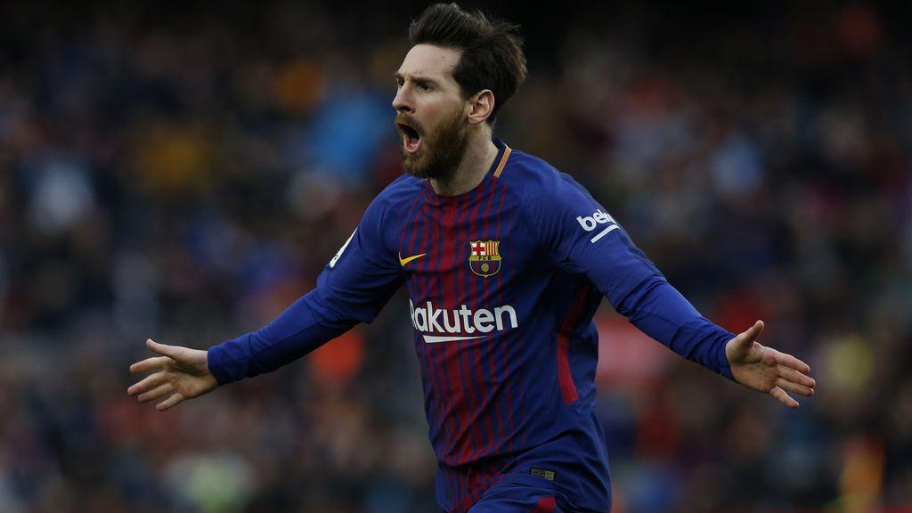 El Barcelona se lleva medio título de Liga ante el Atlético (1-0)