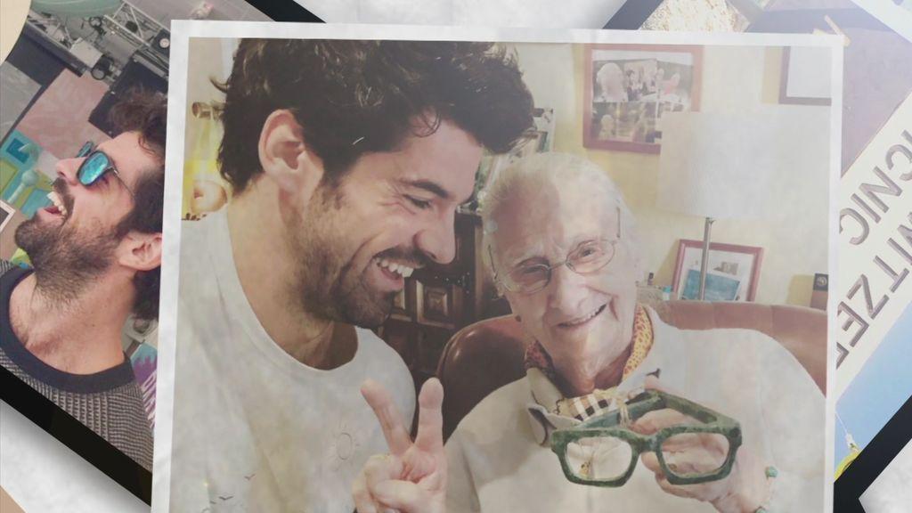 El proyecto más personal de Miguel Ángel Muñoz: Una película sobre la relación con su tata