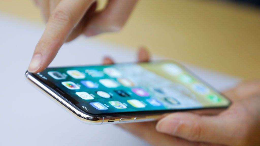 Quejas en Twitter: el frío deja sin batería a los Iphone