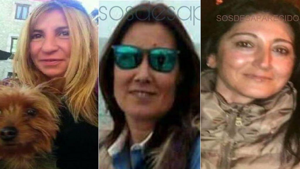 Buscan a tres mujeres desaparecidas en Asturias