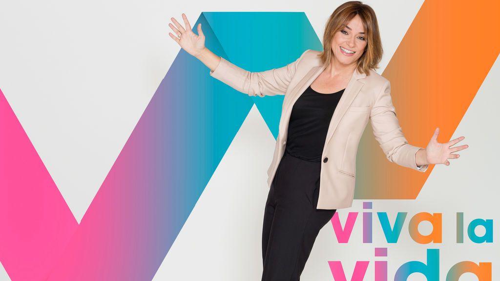 Toñi Moreno, presentadora de 'Viva la vida'.