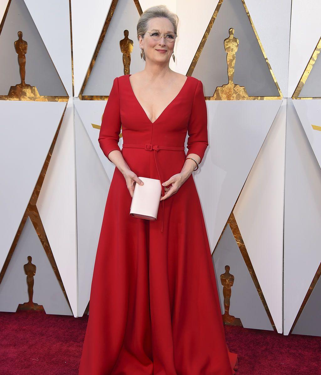 Meryl Streep, nominada por 'Los archivos del Pentágono'